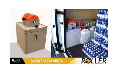 Roller Cassaforte Vending
